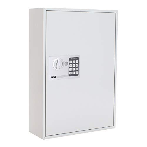 Profirst Schlüsselschrank Elea 150 EL mit Elektronikschloss 100 GRATIS Schlüsselanhänger – Wandbefestigung