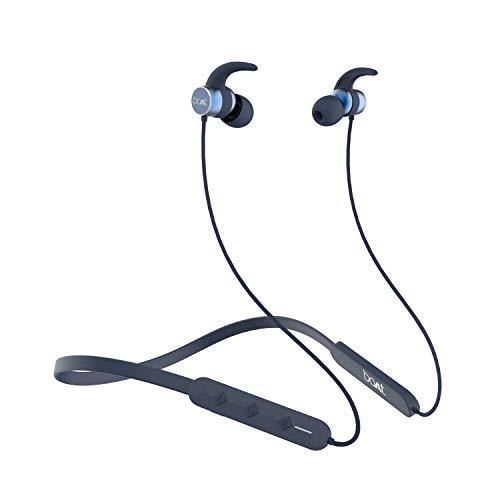 boAt Rockerz 255 Pro in-Ear Bluetooth Neckband Earphone with Mic(Navy Blue)