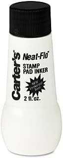 Carter's - Neat-Flo Bottle Inker, Two Ounces, Black 21448 (DMi EA