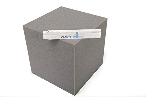 Unbekannt Schaumstoffwürfel Dekowürfel, Bauklötze, Sitzwürfel für die Kleinen 30x30x30 cm