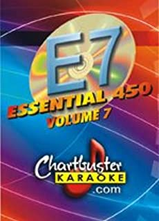 Chartbuster Essential 450 Collection Vol. 7 - 450 MP3G's on SD Card