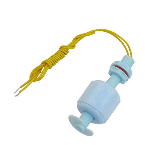 X-DREE ZP5210-P Blauer Kunststoff-Poolbecken Hochleistung Flüssigkeits-Wasserstandsensor Vertikaler Schwimmerschalter(cbd-16-a6-616)