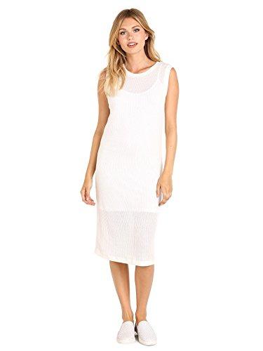 LNA Clothing Tropez Dress Scour
