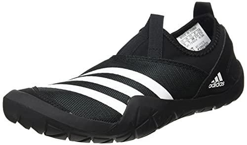 Oferta de adidas Jawpaw Slip ON H.RDY, Zapatillas Deportivas Unisex Adulto, NEGBÁS/FTWBLA/Plamet, 42 EU