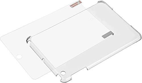 AmazonBasics Polycarbonat-Schutzhülle mit Displayschutzfolie für dasiPad Mini (transparent)