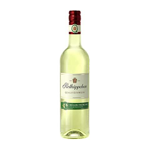 Rotkäppchen Qualitätswein Müller-Thurgau halbTrocken (1 x 0.75 L)