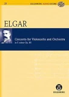 Concerto E minor op. 85 - cello and orchestra - study score + CD - (EAS 121)