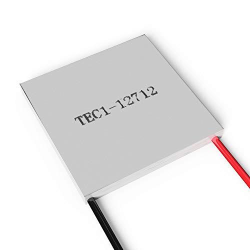 Peltierelement Thermoelectric Module Peltier TEC 12V [TEC1-12712] [120W] | Thermoelektrische Kühlung Element Chiller Heatsink Kühlkoerper Kühlbox Generator Cooler