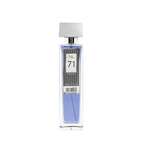 iap PHARMA PARFUMS nº 71 - Perfume Floral con vaporizador para Hombre - 150 ml