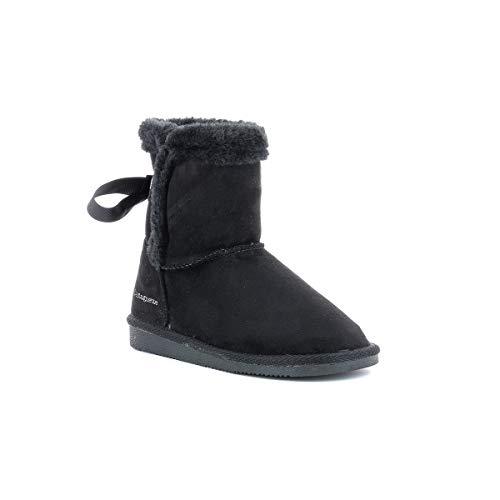 Lulu Castagnette LC Koca, botas para niña,, Negro (Negro ), 33 EU