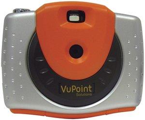 VUPOINT DC-ST16O-VP Digital Camera ST16 Series (Orange)