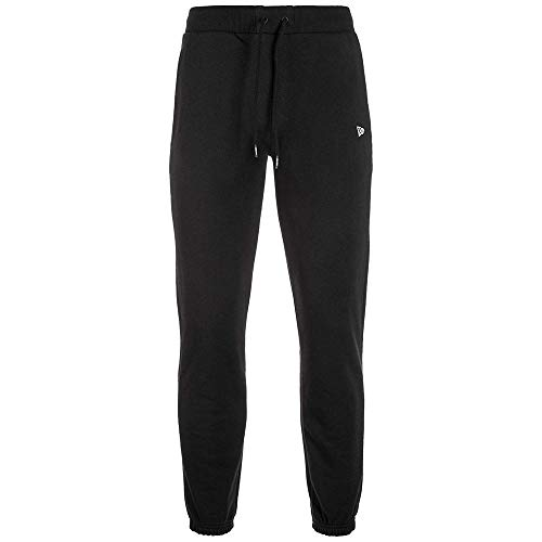 New Era Essential Jogginghose Herren schwarz, L