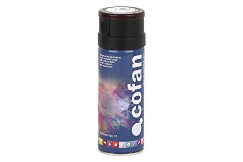 Pintura de esmalte acrílica en spray | Envase de 400 ml | RAL 9010 | Color Blanco Brillo