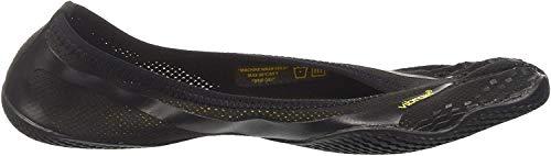 Vibram FiveFingers Entrada, Chaussures de fitness Femme, Noir, 36 EU