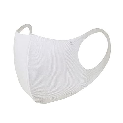 [グンゼ] 日本製 マスク 新 肌にやさしい洗える布製マスク(2枚入り) クリアグレー フリー