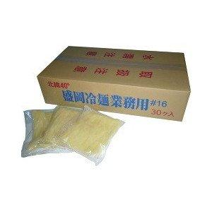 麺匠戸田久 業務用 北緯40度 盛岡冷麺 16 160g×30食