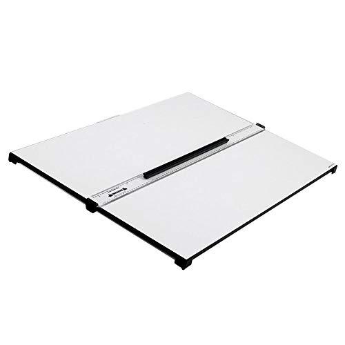 Blundell Harling - Tavolo da disegno con supporto, da usare piatto o con inclinazione di 15 gradi, formato A1