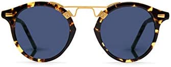 Round KREWE St. Louis Sunglasses, For Women and Men