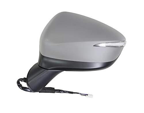 Preisvergleich Produktbild SpareParts MA91440S - Außenspiegel Links Elektrisch Beheizbar Lackierbar