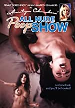 Marylin Chamber's All Nude Peep Show Adult Dvd