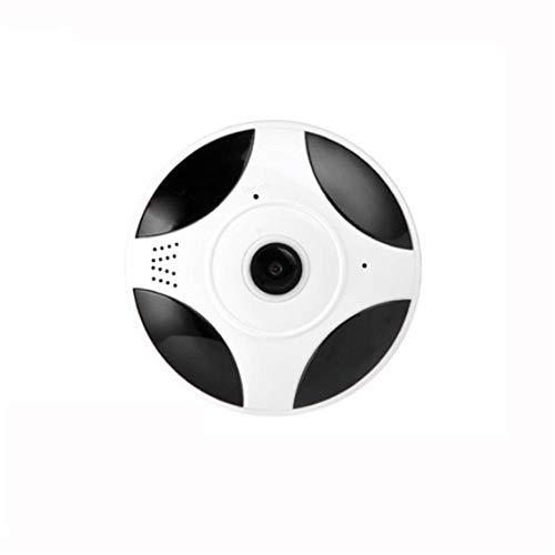 L&WB 360-graden monitoring Fisheye Lens/WiFi Security Camera/H.264 960p HD, Night Vision