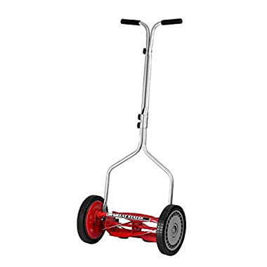Great States 304-14 14-Inch 5-Blade Push Reel Lawnmower
