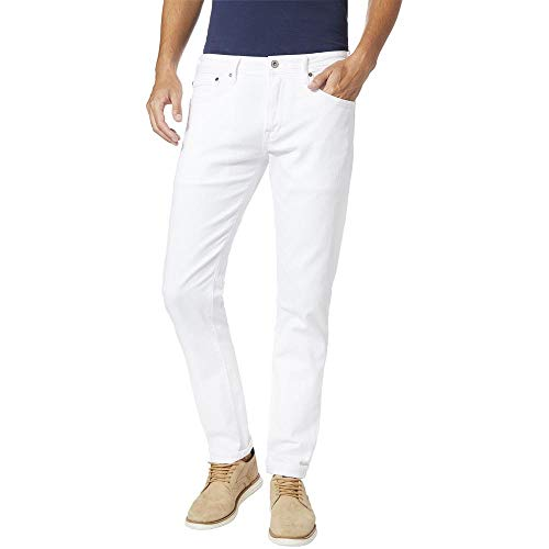 Pepe Jeans Stanley Jean, Blanco (Denim 000), 31W / 34L para Hombre
