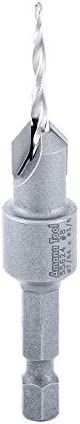 2021 Amana 2021 Tool - 55624 Carbide Tipped 82° Countersink discount Taper #8 Screw 3/8 Dia x 7/64 Dril outlet online sale
