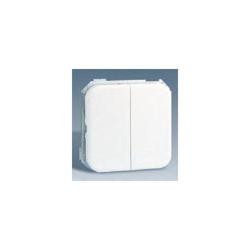 Simon 31301 – 31 – COMB 1 Switch 1 schakelaar afzuigkap