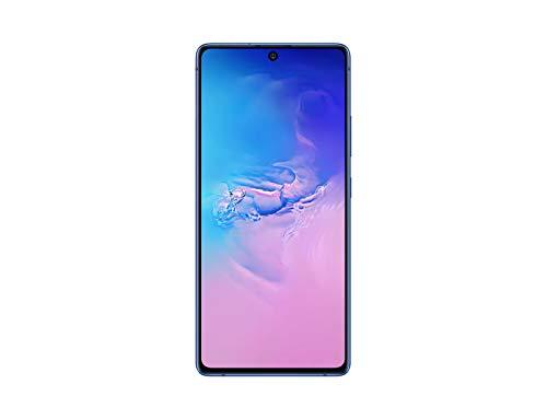 Samsung Galaxy S10 Lite G770F 128GB Dual SIM GSM Unlocked Phone (International Variant/US Compatible LTE) - Prism Blue