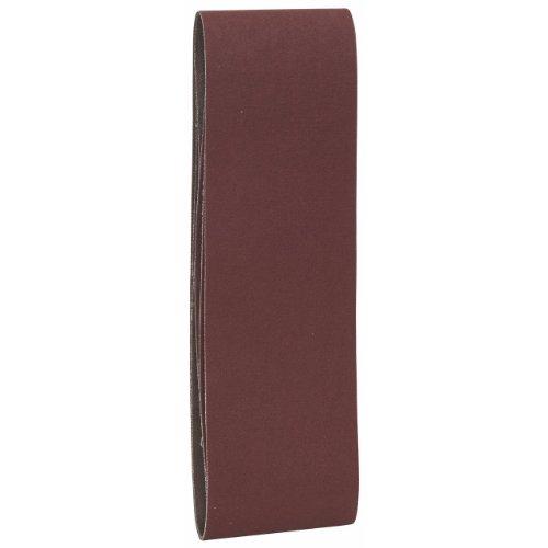Bosch Pro Schleifband Best for Wood and Paint Holz und Farbe für Bandschleifer (3 Stück, Körnung 180, X440)
