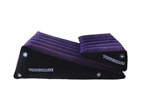 Tragbarer Stuhl Kopfkissen Lounge-Hilfe Kissen Massagegerät Konflikte entspannt und glücklich Rampenkombination PF3203