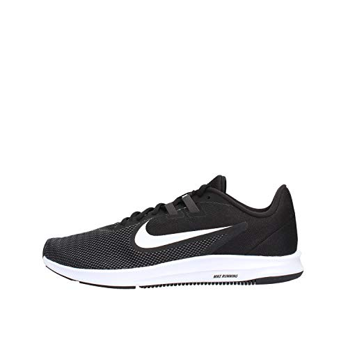 Nike Downshifter 9 Scarpe da Running Uomo, Nero (Black/White/Anthracite/Cool Grey 002), 41 EU