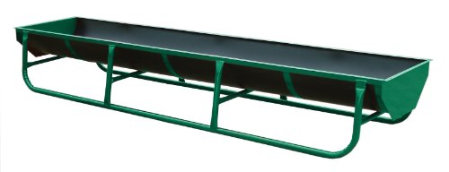 Behlen Country 22121942 11-Feet Standard Feed Bunk, Green