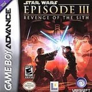 Star Wars: Episode Iii: Revenge Of The Sith (nintendo Game Boy Advance, 2005) Used