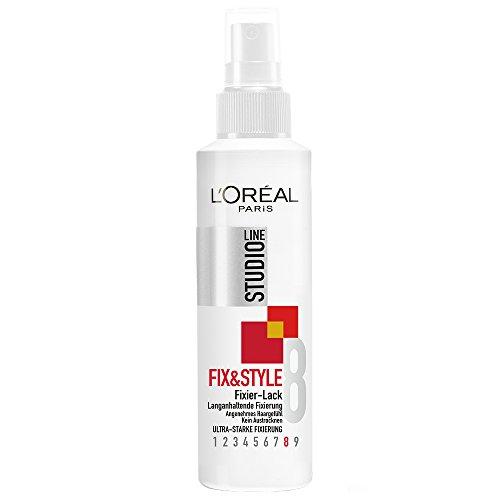 L'Oréal Paris Studio Line Fix&Style Fixier-Lack, ultra-stark, 150 ml