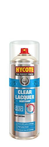 Hycote Bodyshop Clear Lacqu