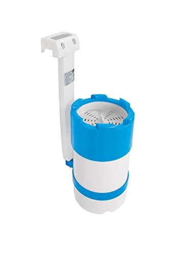 Steinbach Filteranlage, Einhänge Kartuschenfilteranlage für Aufstellpools, Umwälzleistung 1,7 m³/h, 230 V/12 V, 20 Watt, 040590