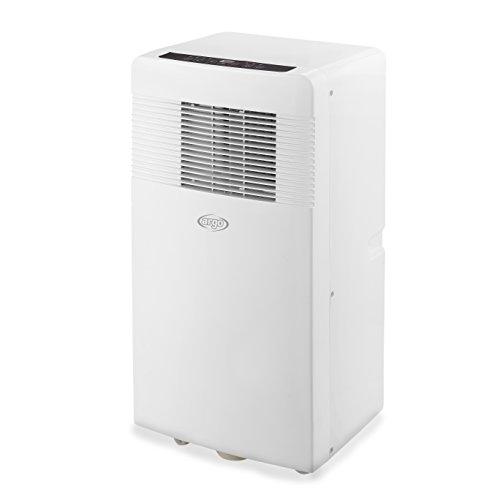 Argoclima Condizionatore Portatile Adak 8000 Btu con Telecomando Colore Bianco