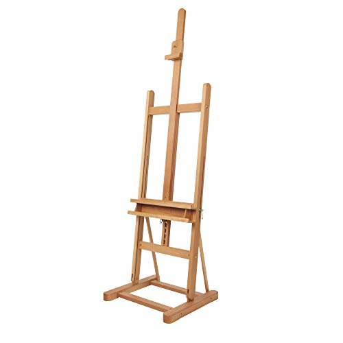 Mabef Studio Easel with Tray (MBM-09D)