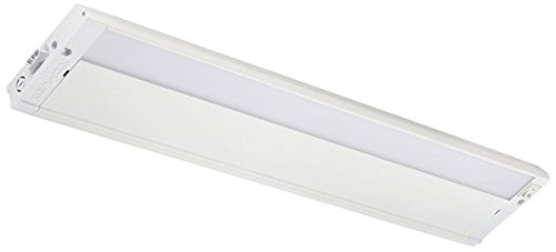 Kichler 4U27K22WHT 4U Series Under Cabinet, 1 Light LED 10 Watts, Textured White