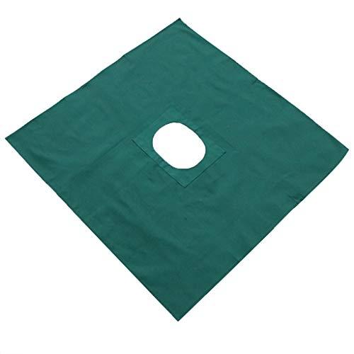 1 Stück OP-Abdecktücher, Sterile Tücher zum Abdecken, aus Baumwolle - 70x70cm