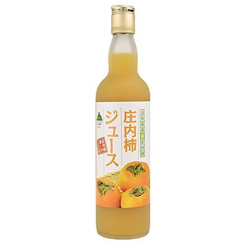 国華園 庄内柿ジュース 3本