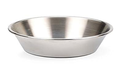 RSVP Endurance 18/8 Stainless Steel Mini Pie Pan, 6-inch