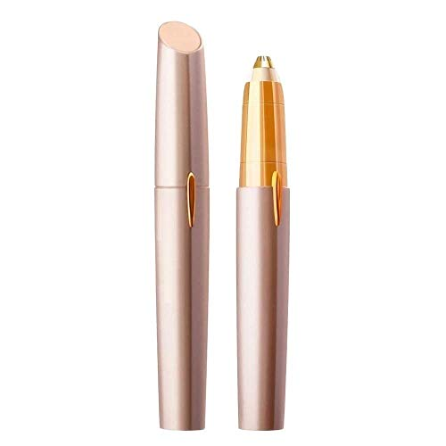 Brows Eyebrow Hair Remover For Perfect Finishing and Gentle Touch, 18K Rose Gold