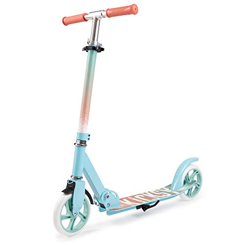 Scooter for Kids Ages 6-12 Scooters for Teens 12 Years and Up - Kick Scooters for Adults, Teens and Kids - Scooters for Kids 8 Years and Up with Quick Release Folding System (Sedona)