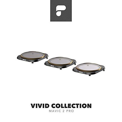 PolarPro Vivid Filter Collection (ND4/PL, ND8/PL, ND16/PL DJI Mavic 2 Filter) für DJI Mavic 2 Pro