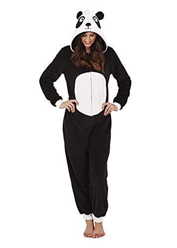 Loungeable - Pijama Pieza - Mujer Paula Das Panda