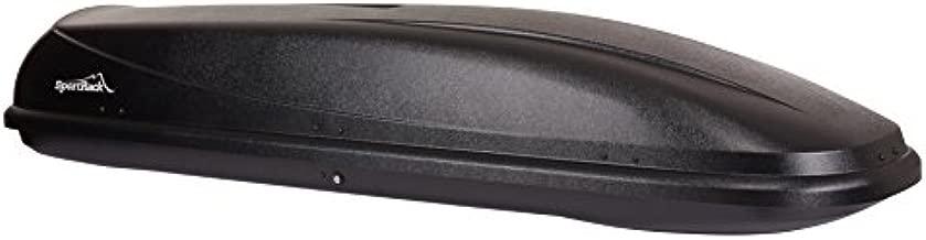 SportRack SR7016 Horizon Cargo Box, 16-Cubic Feet, Black