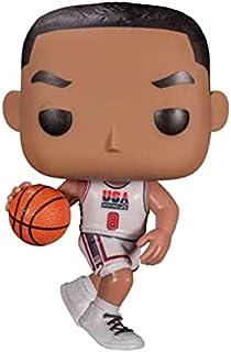 Funko Pop! NBA:Legends-ScottiePippen(1992 Team USA White Uni) (Exc) , Action Figure - 56146